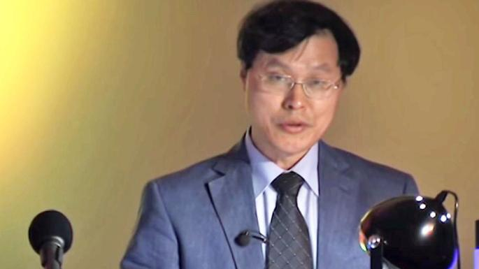 """Profesor Young-hae says he is """"still looking for more evidence to support (his) view."""""""