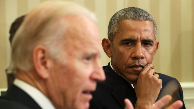 Ukraine tapped by Obama admin to destroy Trump, help Clinton and protect Bidens