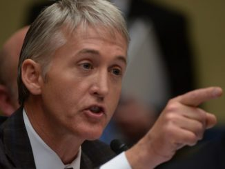 Hillary Clinton's campaign was guilty of colluding with Russia during the 2016 presidential election, according to former Rep. Trey Gowdy.