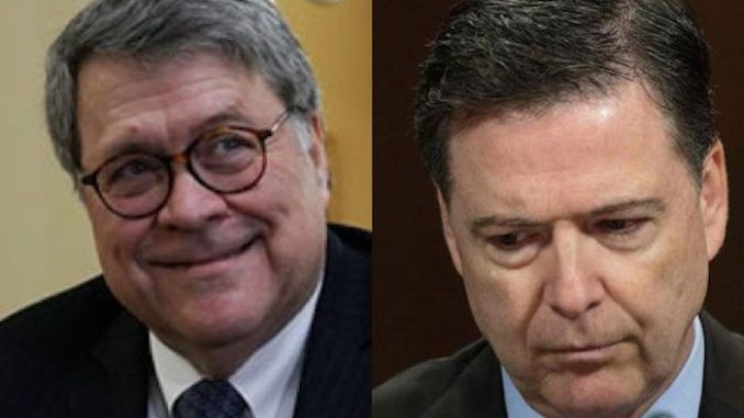 AG Barr launches probe into Obama's FBI