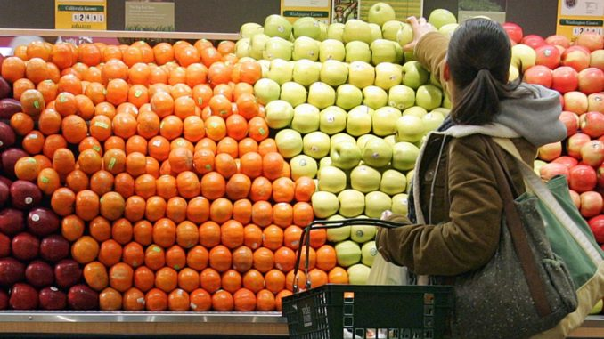 Supermarket apples are coated in a cocktail of chemicals and then left to sit in cold storage for a year before making their way to the supermarket, an investigation into food safety has revealed.