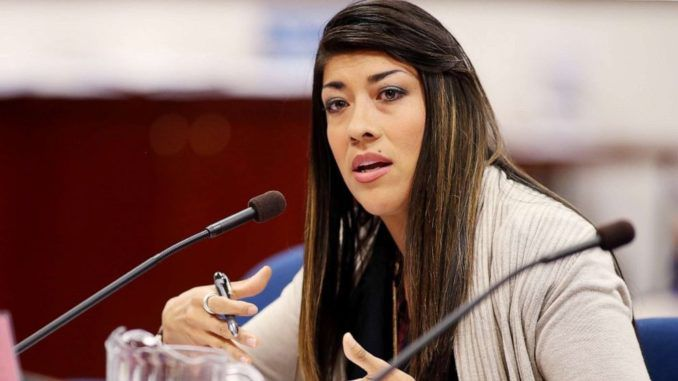 The Democratic Party protects its star names from allegations of abuse, according to former Nevada Democratic lawmaker Lucy Flores.