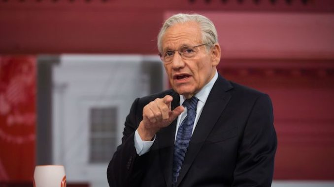 Bob Woodward says FBI and CIA handling of Steele dossier needs to be thoroughly investigated
