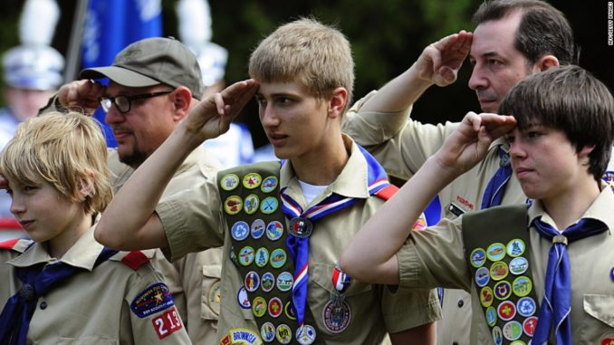 The Boys Scouts of America held secret files on 7,819 suspected pedophiles but refused to sound the alarm about these dangerous men or share the information with the public.
