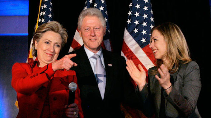 Clintons implicated in college admissions scandal two decades ago