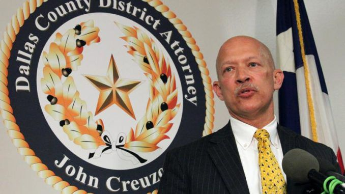 Dallas County DA's office will no longer prosecute theft of items worth 750 dollars or less