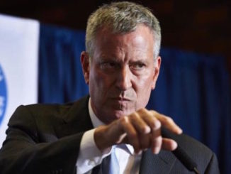 De Blasio vows to sue Trump if he sends illegal immigrants to NYC