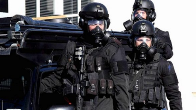 """Armed police are going door-to-door in New Zealand """"in an attempt to gather information and get gun owners to relinquish their firearms."""""""