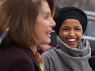 Nancy Pelosi is now controlled by Rep. Ilhan Omar, according to President Trump