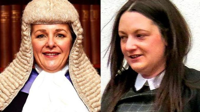 Female judge spares drunk driver jail because she's a woman