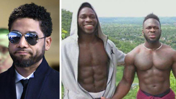 Jussie Smollett's fake attackers sue attorneys for defamation