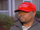 Two Maryland men have been arrested for assault and robbery after delivering a vicious beating to an African migrant because he was wearing one of President Trump's Make America Great Again hats, according to police.