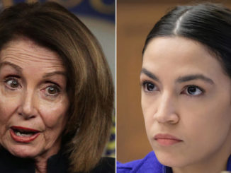 Pelosi shades Ocasio-Cortez by suggesting a glass of water could have won her seat