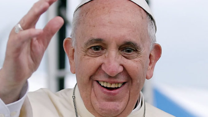 Pope Francis donates half a million dollars to migrants heading to U.S. border