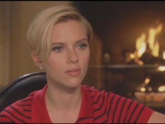 """The Democratic Party is broken """"in a lot of ways"""" and Joe Biden is not the candidate to unite the party, according to Scarlett Johansson."""