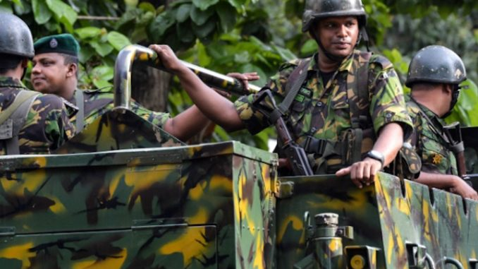 Sri Lanka's police chief warned ten days ago that radical Islamic extremists were plotting to bomb prominent churches on Easter Sunday.