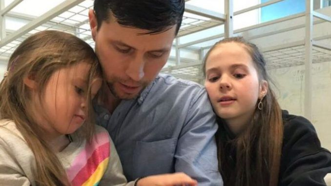 Swedish authorities take kids away from loving father to give to Muslims