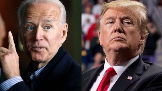 Trump demands probe into Biden's ties to China