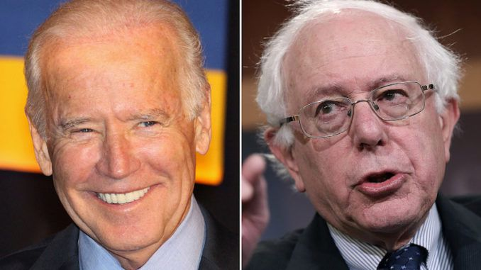 CNN poll predicts landslide support for Biden over Sanders