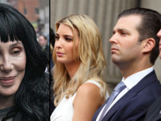 "Pop icon Cher once again went after President Donald Trump's children with a tweet saying they ""aren't worth a damn."""