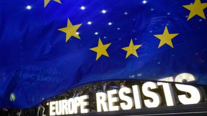 Anti-establishment parties victorious in EU elections as millions reject globalism