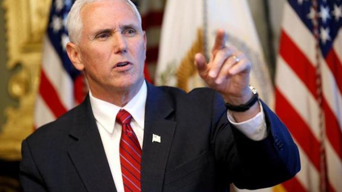 Mike Pence calls on Dems to remove Ilhan Omar from House Foreign Affairs Committee