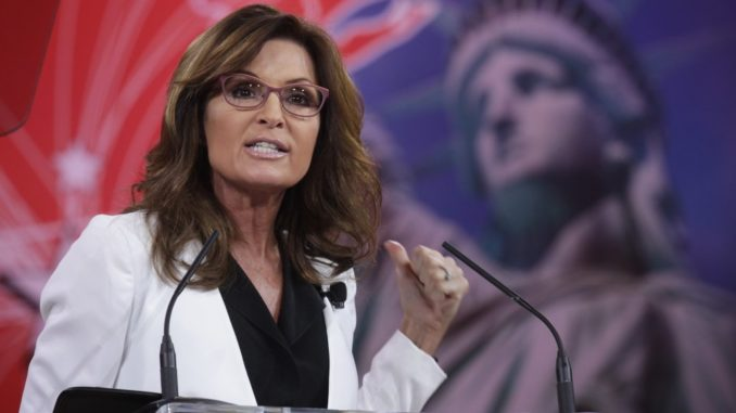 Sarah Palin condemns Democrat comments on abortion