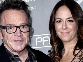 Tom Arnold's estranged wife has laid out the reasons for their failed marriage, blaming drug use and his obsession with President Trump.