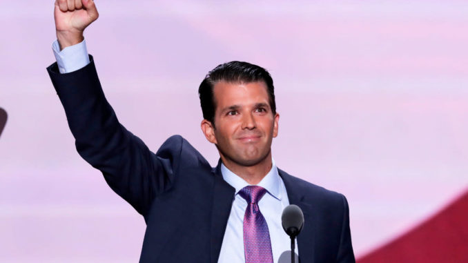 Trump Jr. considers running for New York City mayor