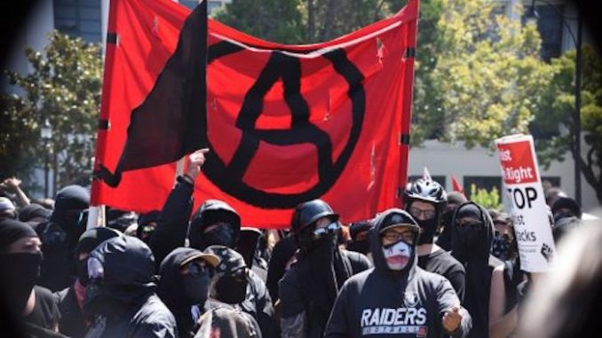 Study finds large number of left-wing journalists have working relationships with Antifa extremists