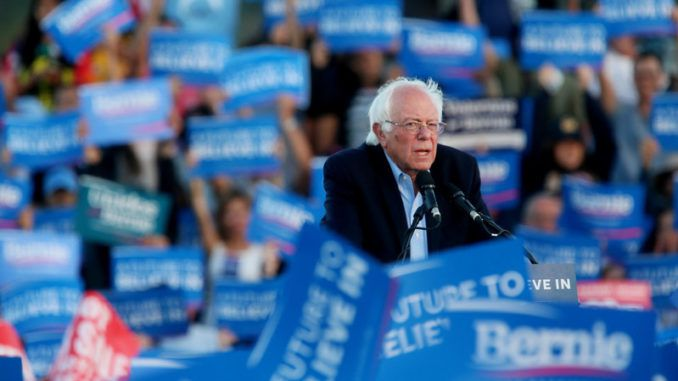 The less attention you pay to politics, the more likely you are to support Bernie Sanders and the socialist option for the 2020 Democratic presidential nomination, according to NBC polling data.