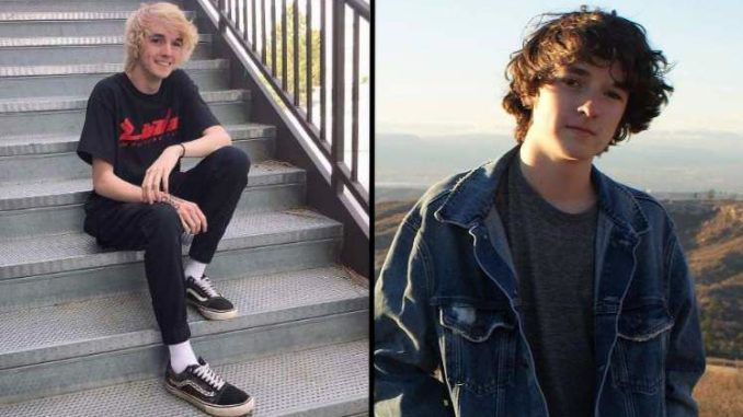 One of the two students who opened fire on a school in Denver has been identified as 18-year-old Devon Erickson, a registered Democrat.