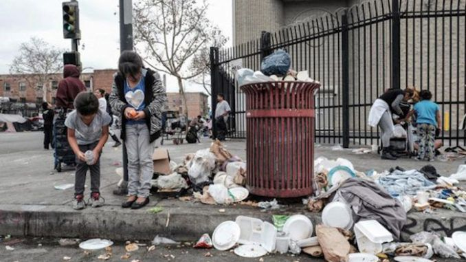 Los Angeles on the verge of infectious disease epidemic