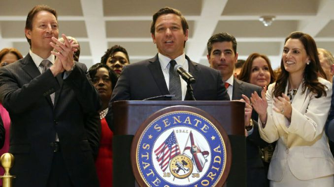 Both houses of the Florida state legislature have passed a bill that bans sanctuary cities in the Sunshine State, and Governor Ron DeSantis has signaled his intention to sign it and ensure the rule of law is upheld.