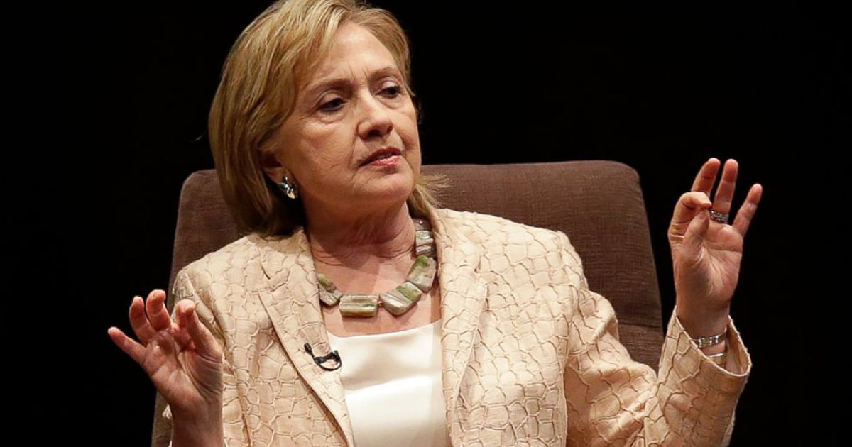 Hillary Clinton 'Warned Twice' About Private Email By Top ...
