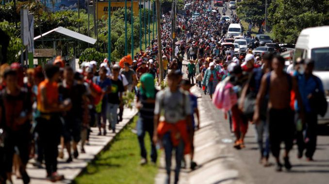 Some of the illegal immigrants at the southern border are being released into the US with court dates scheduled for 2027, according to Fox.