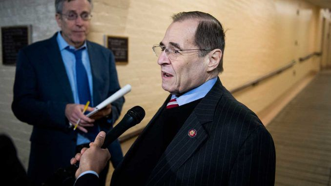 Jerry Nadler's son exposed as working for firm currently suing President Trump