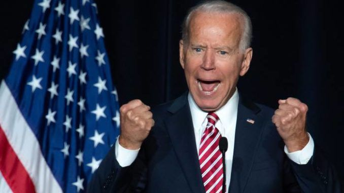 "Joe Biden said he wants a border fence ""40 stories high"" to keep out Mexicans bringing drugs, in a recently unearthed video."