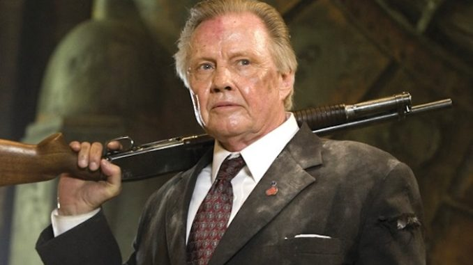 Actor John Voight pays tribute to President Trump, saying he is the best President since Abraham Lincoln