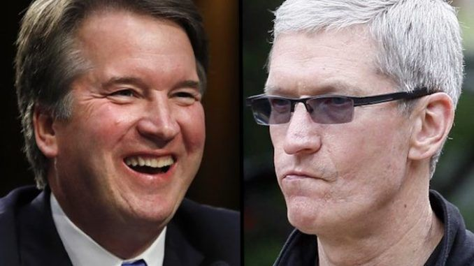 Kavanaugh rules users can sue Apple for Monopolistic practices