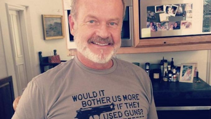 Kelsey Grammer praises Trump for achieving what D.C. clowns couldn't in 50 years