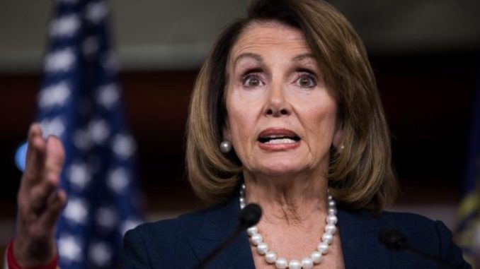 Nancy Pelosi - We Have Never Not Said There Was a Crisis' at the Border