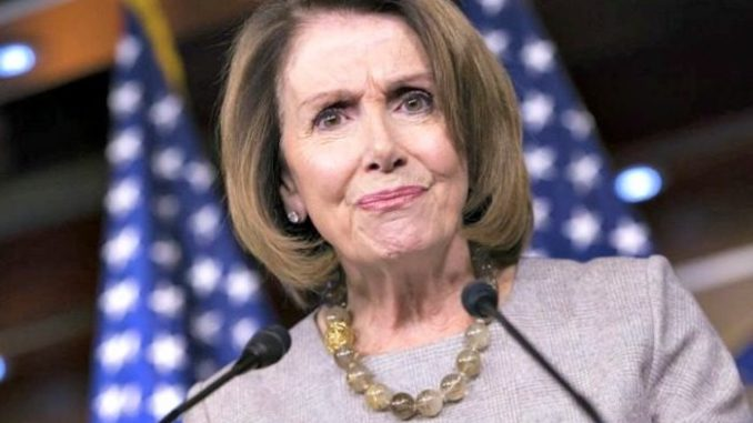 Nasty Nancy Pelosi accuses AG Bill Barr of committing a crime by lying to Congress