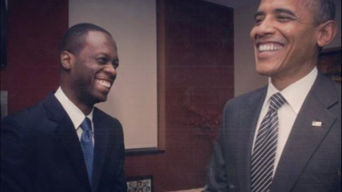 Pras Michel was indicted Friday for illegally collecting millions of dollars of foreign money for Barack Obama's 2012 presidential campaign.