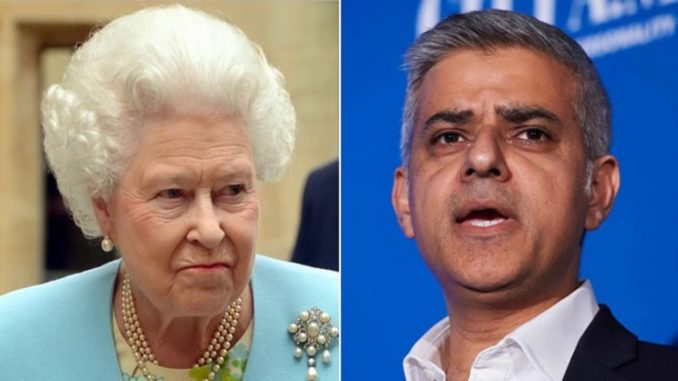 London's muslim mayor Sadiq Khan appears not to have been invited to President Trump's prestigious state banquet at Buckingham Palace.