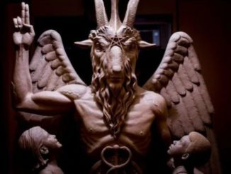 """The Satanic Temple says it's been designated a """"tax-exempt church"""" by the IRS, meaning the US government recognizes it as a religion."""