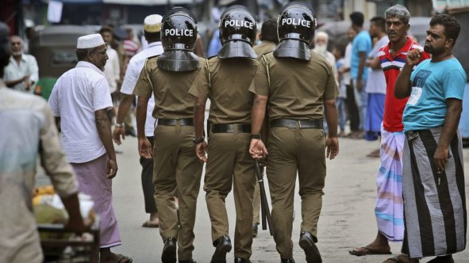 Sri Lanka has vowed to cleanse the country of radical Islam and has begun by raiding mosques, deporting hundreds of Islamic clerics.