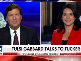 Tulsi Gabbard says war with Iran serves Saudi Arabian and Israeli interests, not America's