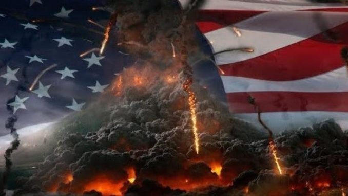 Geologist warns that Yellowstone eruption would destroy the United States