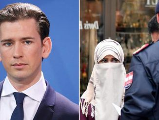 """Austria's parliament has approved a law to ban girls in primary schools from wearing religious headscarves after Chancellor Sebastian Kurz leant his support to the bill as part of his war against """"political Islam."""""""